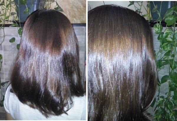 Mascara Brown–Realça cor dos Cabelos Castanhos.