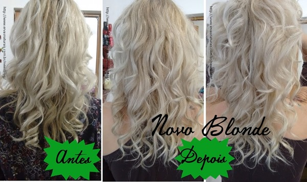 O Novo Blonde Para Loiras